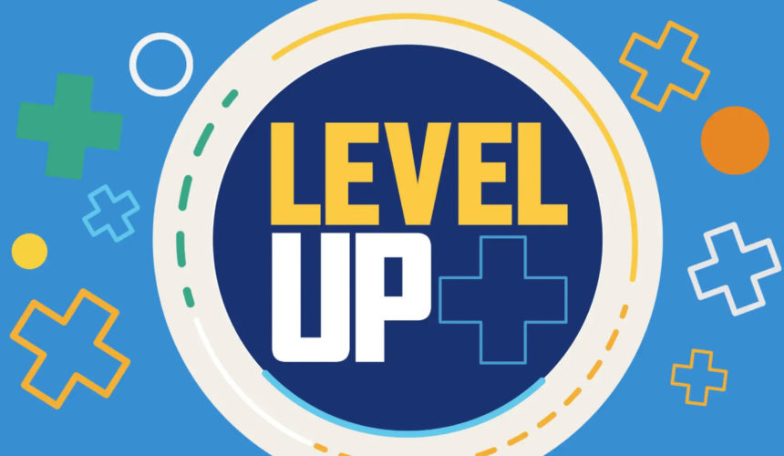 LEVEL UP: GAME OVER