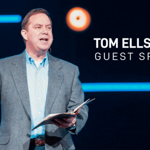 GUEST SPEAKER (TOM ELLSWORTH) – THANKFUL