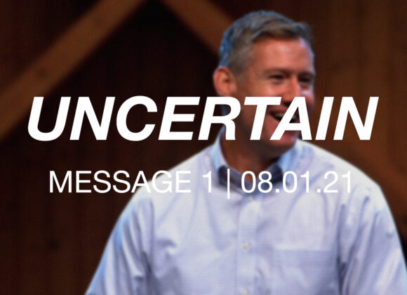 Uncertain   Message 1