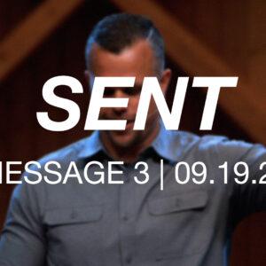 Sent   Message 3